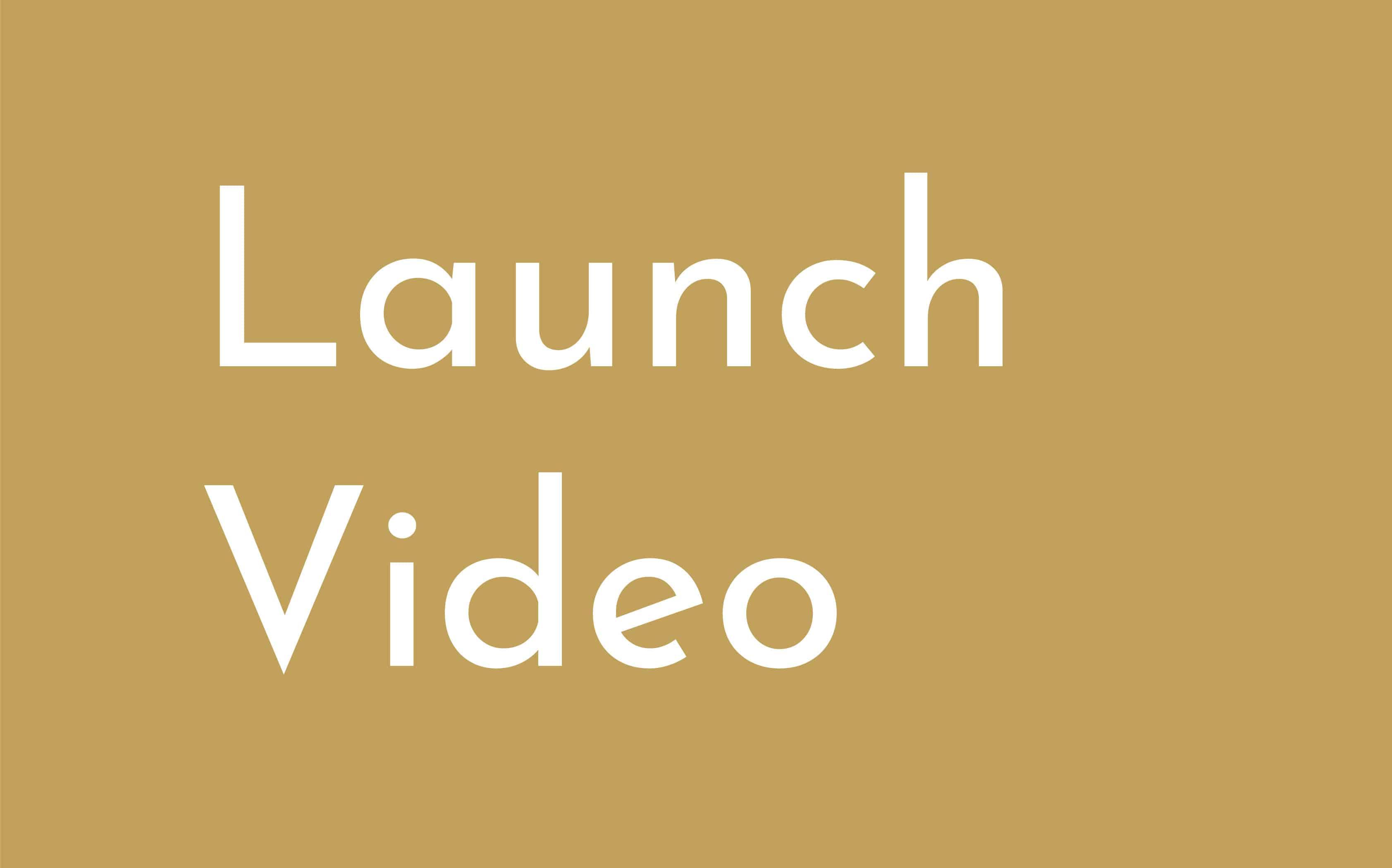 Christine Shaw Properties Launch Video